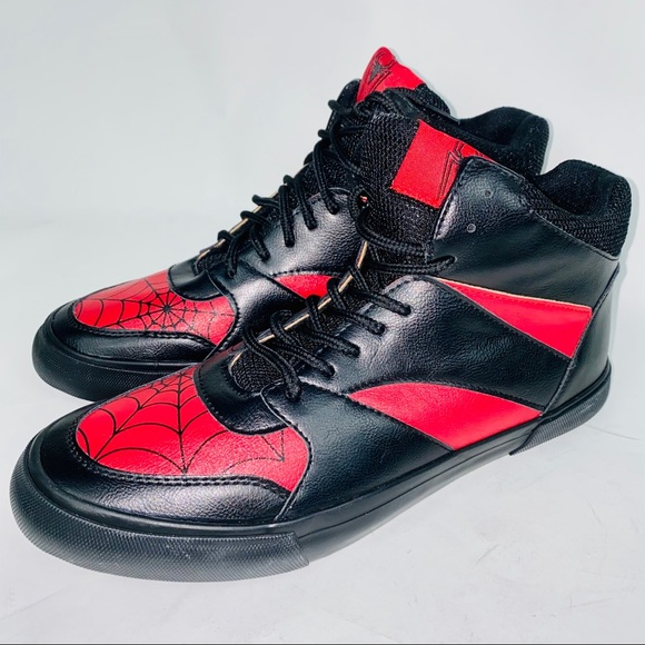 Marvel Spiderman Basketball Sneakers